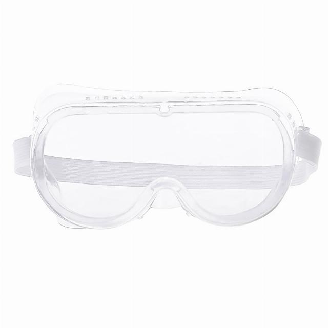 Kacamata Bening Safety Pelindung Medis Googles Anti Virus 01