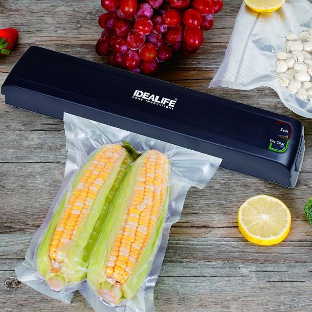 Food Vacuum Sealer / Pembungkus Vacuum (IL-600) | IDEALIFE