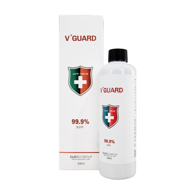 V+Guard Disinfectant Spray 300 ml / Disinfektan Anti Virus | V+GUARD