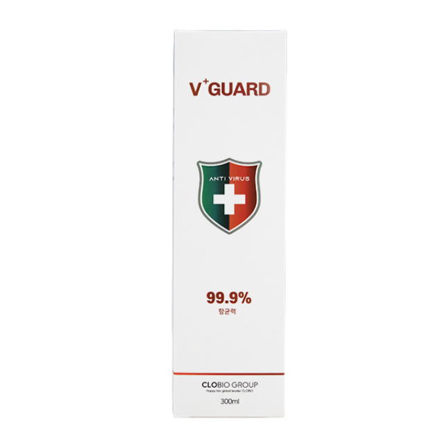 V+Guard Disinfectant Spray 300 ml / Disinfektan Anti Virus | V+GUARD4