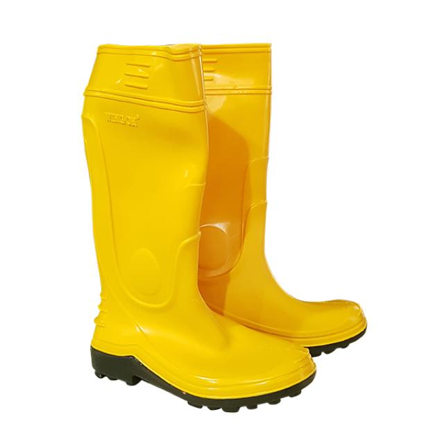 Sepatu Boots Karet - Kuning | WING ON