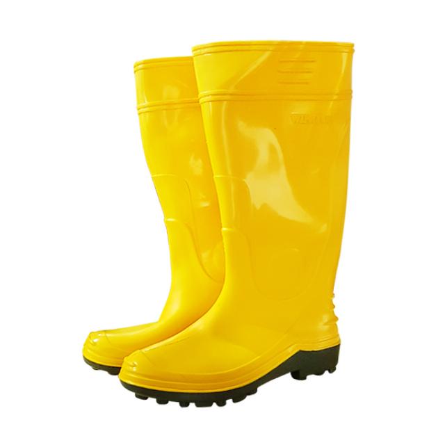 Sepatu Boots Karet - Kuning | WING ON1