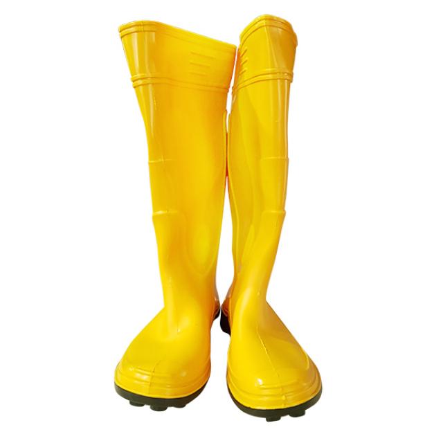 Sepatu Boots Karet - Kuning | WING ON2