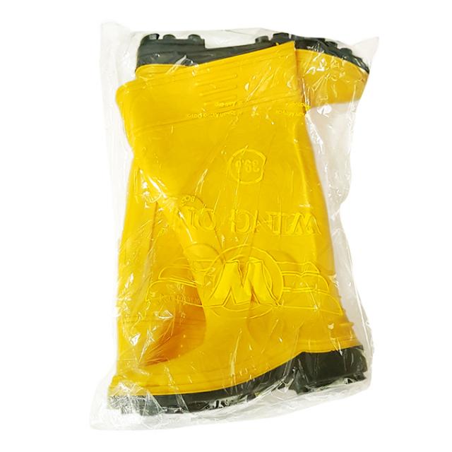 Sepatu Boots Karet - Kuning | WING ON4