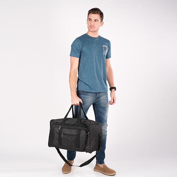 Sports Bag / Tas Olahraga / Tas Pria   SOZO