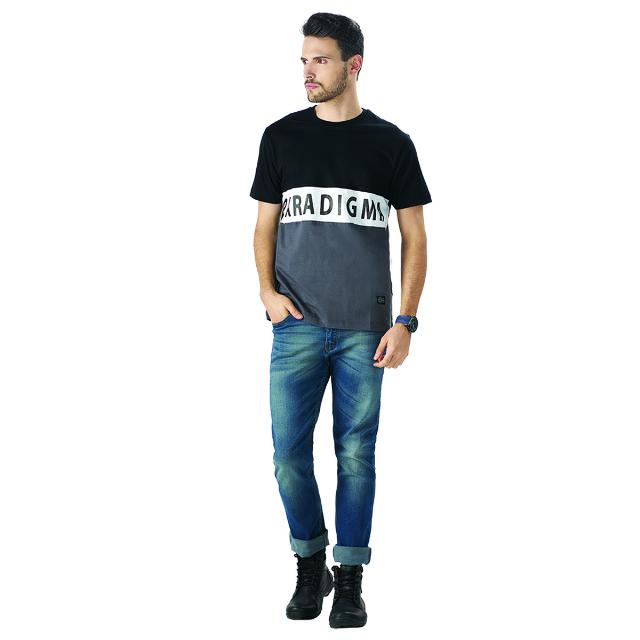 Kaos Lengan Pendek Trendy | PARADIGMA