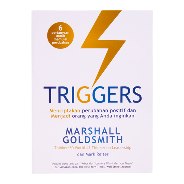 Buku Motivasi / Triggers | PLP BOOK