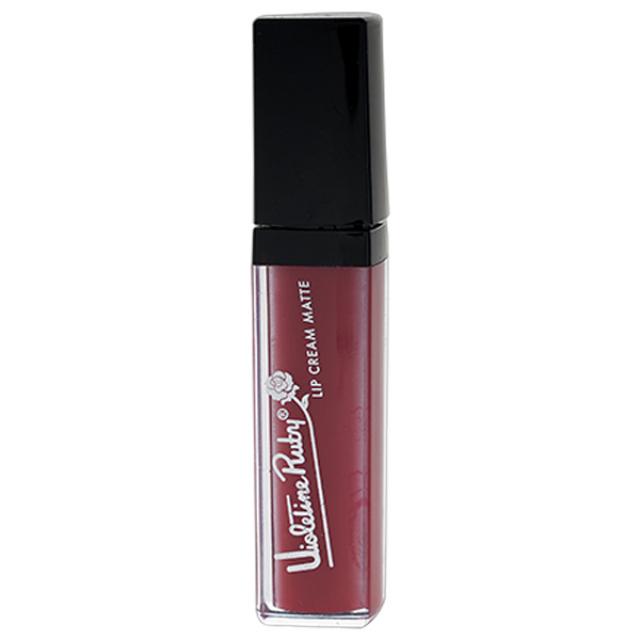 Lipstik Lip Cream Matte 04 | VIOLETINE RUTY