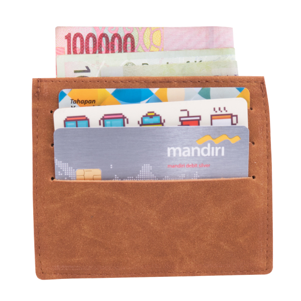 Dompet Tipis Kartu Nama | RPM