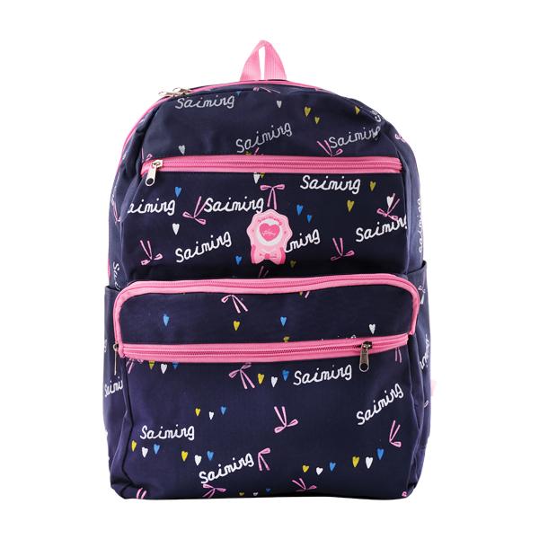 Tas Travel / Backpack Kanvas Casual   SOZO