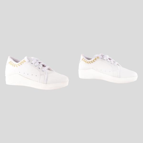 Sneakers Wanita / Sneakers Elvenar Gold   BUNNY FEET