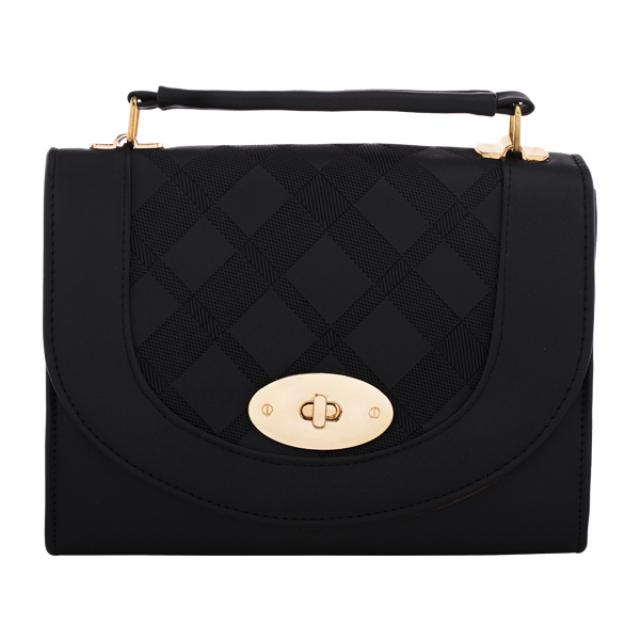Tas Tangan Hitam / Hand Bag Wanita | IEKE