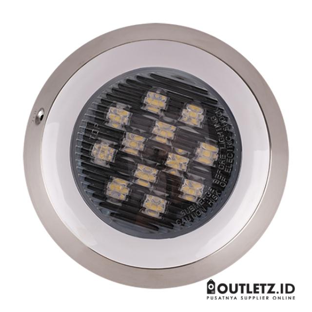 Stainless Steel Underwater Light / Lampu Kolam | MONSTA LED