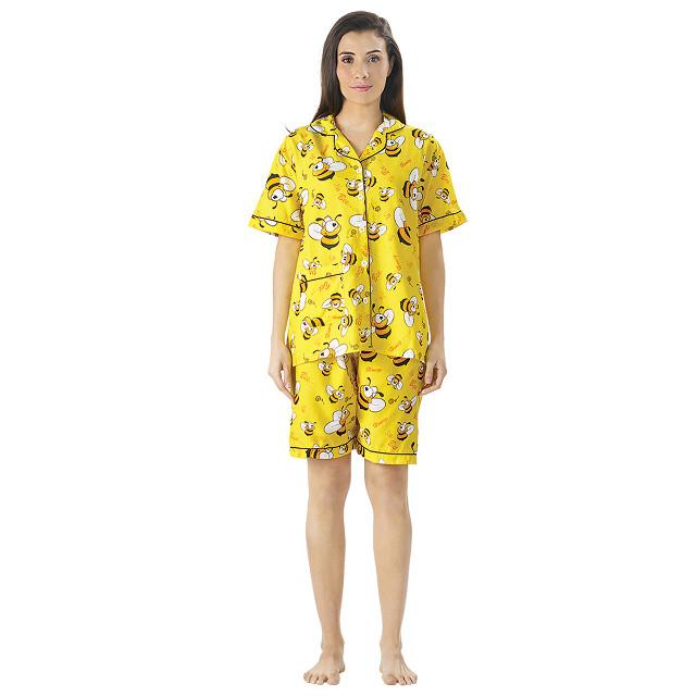 Piyama Bee, M fit to L / Baju Tidur   CNC