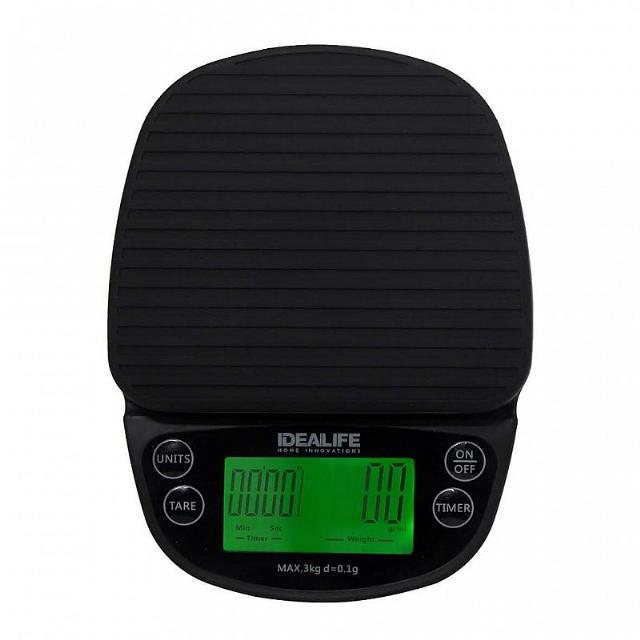 Digital Coffee Scale (IL-500CS) / Timbangan Kopi Digital | IDEALIFE