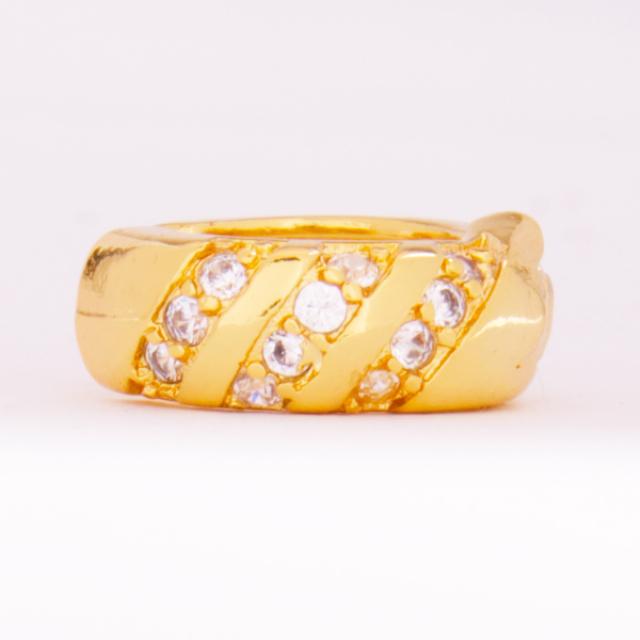 Anting 24K 01 / Anting Wanita / Gold | IEKE