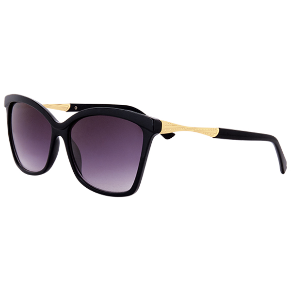 Kacamata Fashion Wanita Black Square | ALBARO