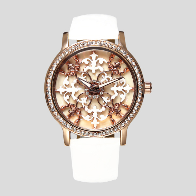 Jam Tangan Wanita Leather / Jam Tangan Kulit | G-POP
