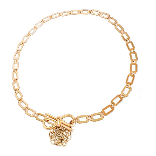 Ikat Pinggang Gold / Belt Wanita | IEKE