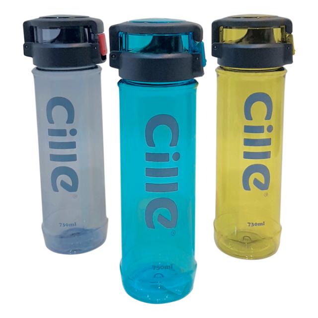 Botol Air Minum Cille 730ml | RAINBOW