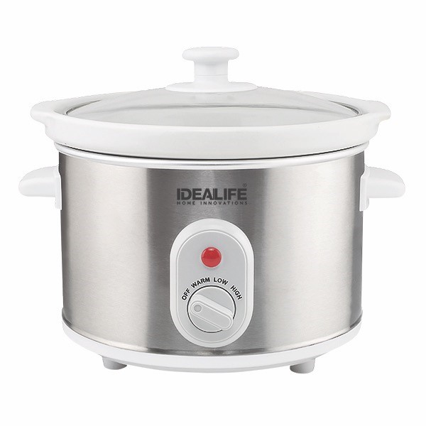 Slow Cooker 1.5 Liter (IL-315) / Tungku  Elektrik | IDEALIFE