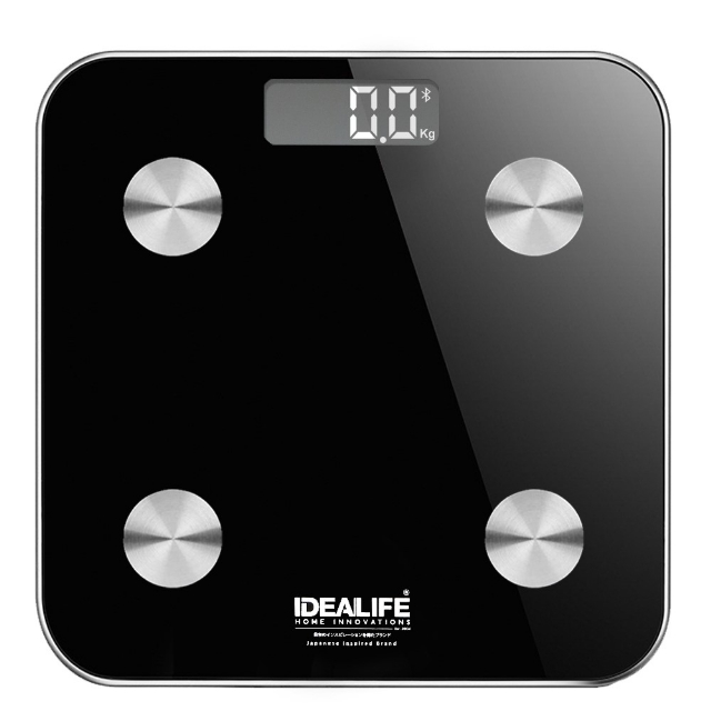 Digital Bathroom Smart Scale (IL-273) / Timbangan Badan Pintar | IDEALIFE