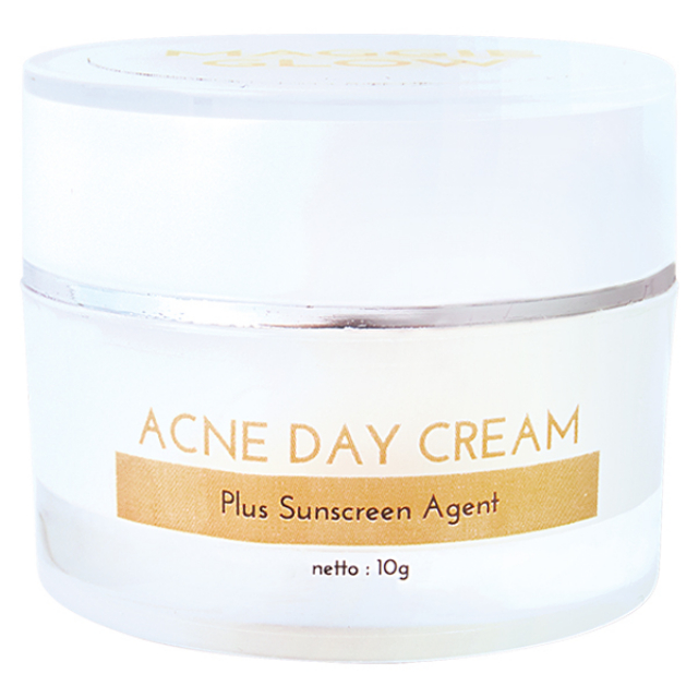 Maggie Glow Acne Day Cream | MAGGIE GLOW