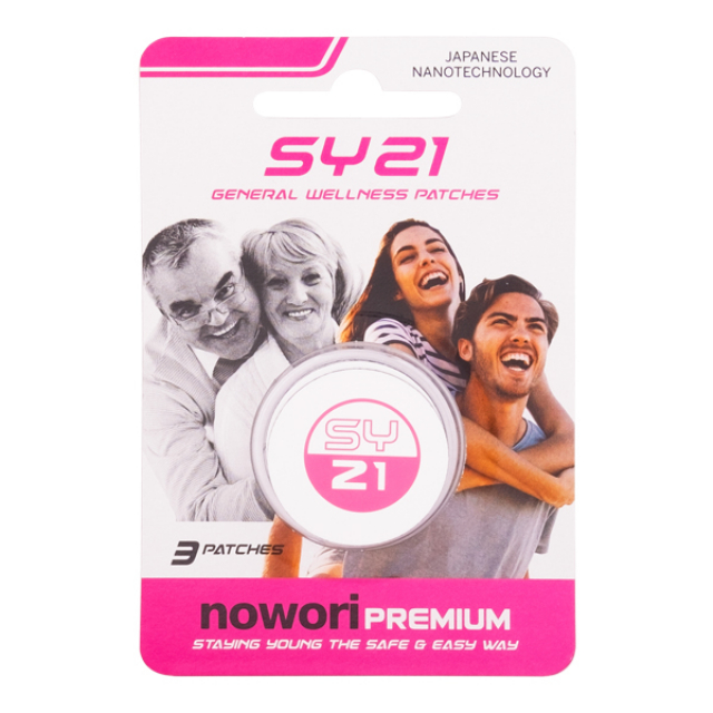 SY21 / General Wellness Patches | NOWORI