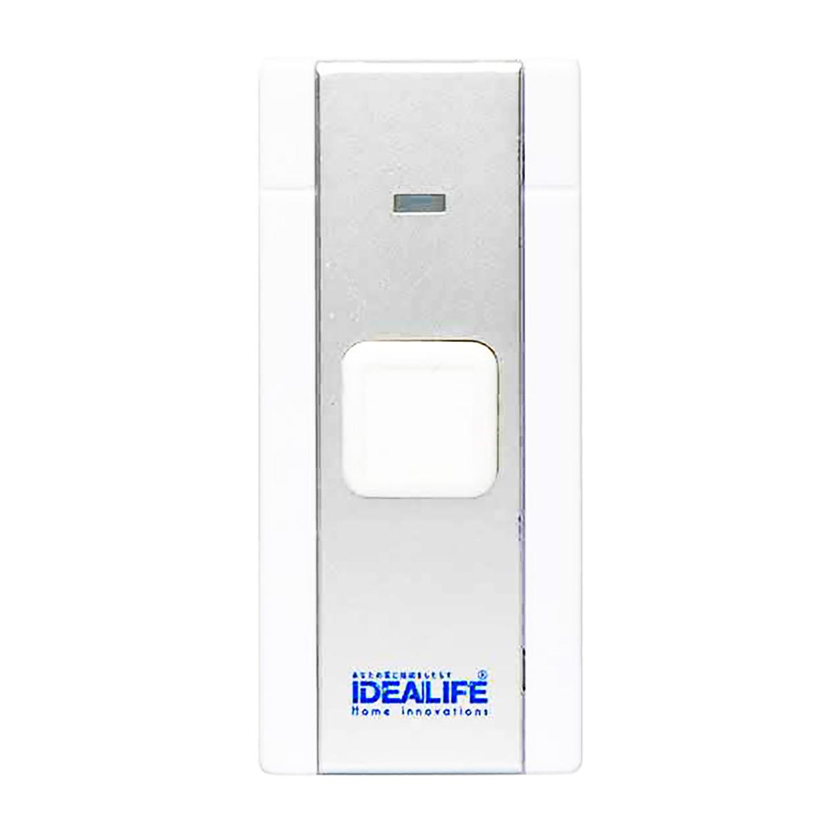 Ac Wireless Doorbell Remote (IL-294)   IDEALIFE