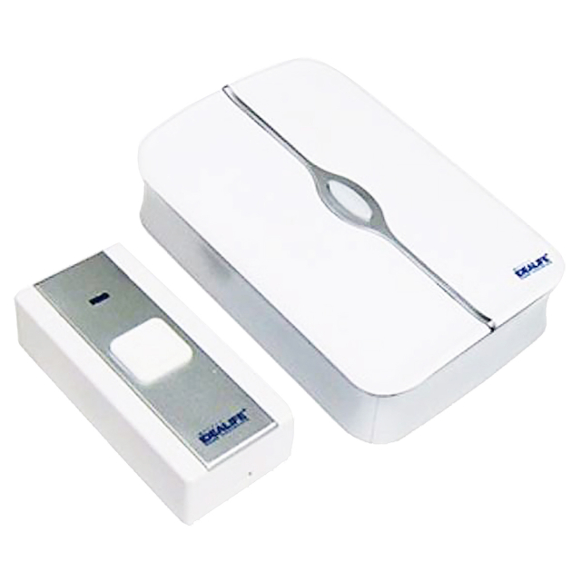 Wireless Doorbell 1 Remote (IL-291) / Bel Pintu Listrik 1 Remote   IDEALIFE