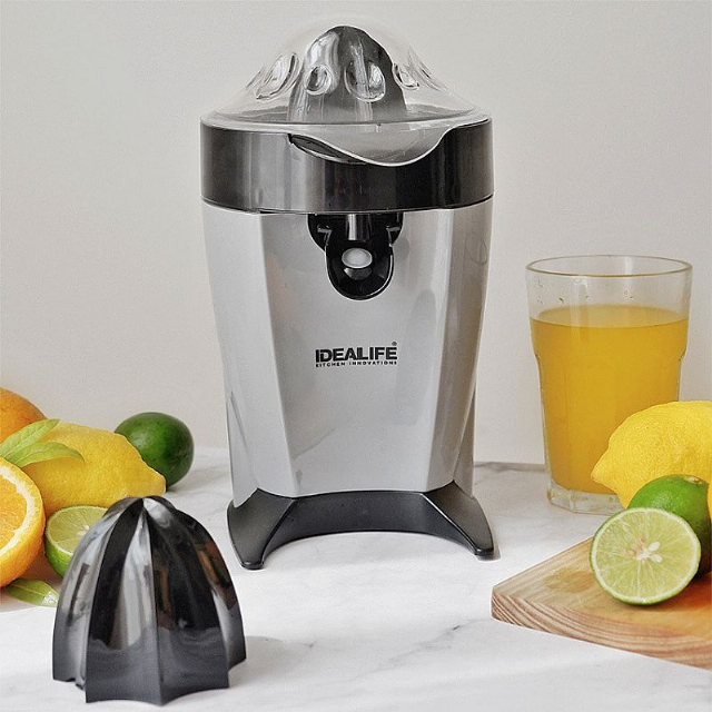 Electric Citrus Juicer - Pemeras Jeruk Listrik (IL-201CJ) | IDEALIFE