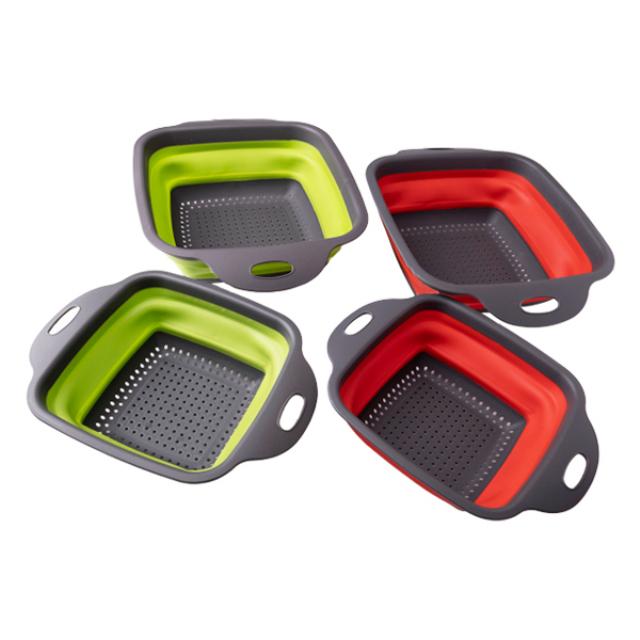 Saringan Silikon Kotak Set | RPM