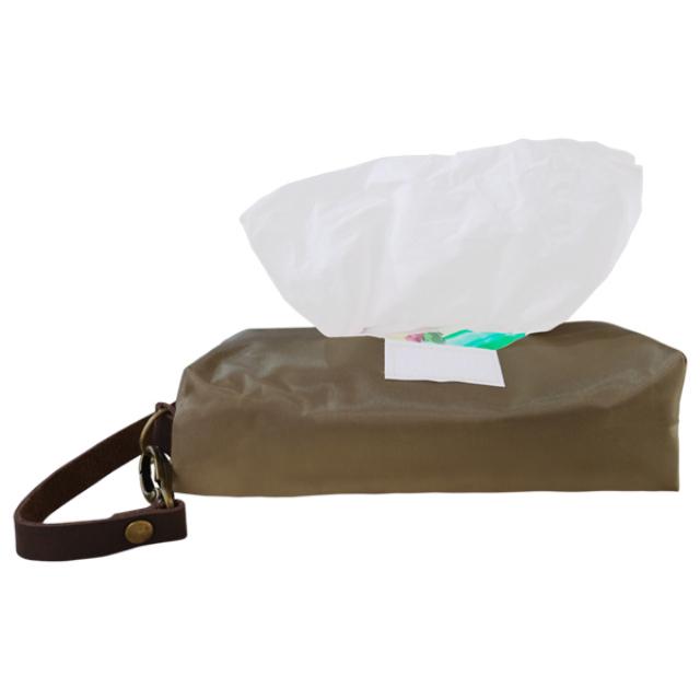 Tempat tissue / Pouch 3in1 bahan Waterproof  / Tissue basah | RPM