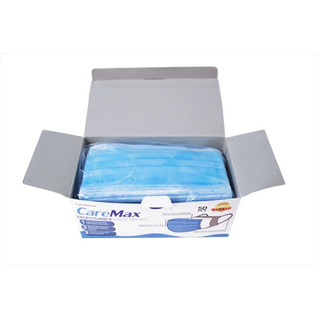 CareMax Masker Disposable   CAREMAX3