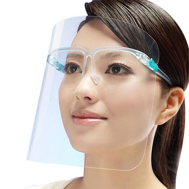 Face Shield Nagita / Alat Pelindung Wajah - 1 set isi 10pcs | -1