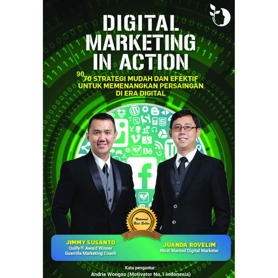Buku Digital Marketing In Action 2nd Edition | -