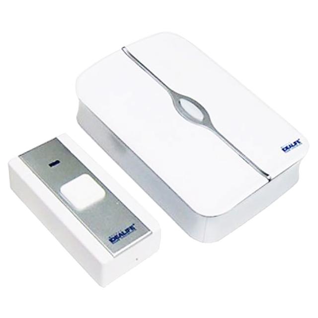 Wireless Doorbell 1 Remote (IL-291) / Bel Pintu Listrik 1 Remote | IDEALIFE0