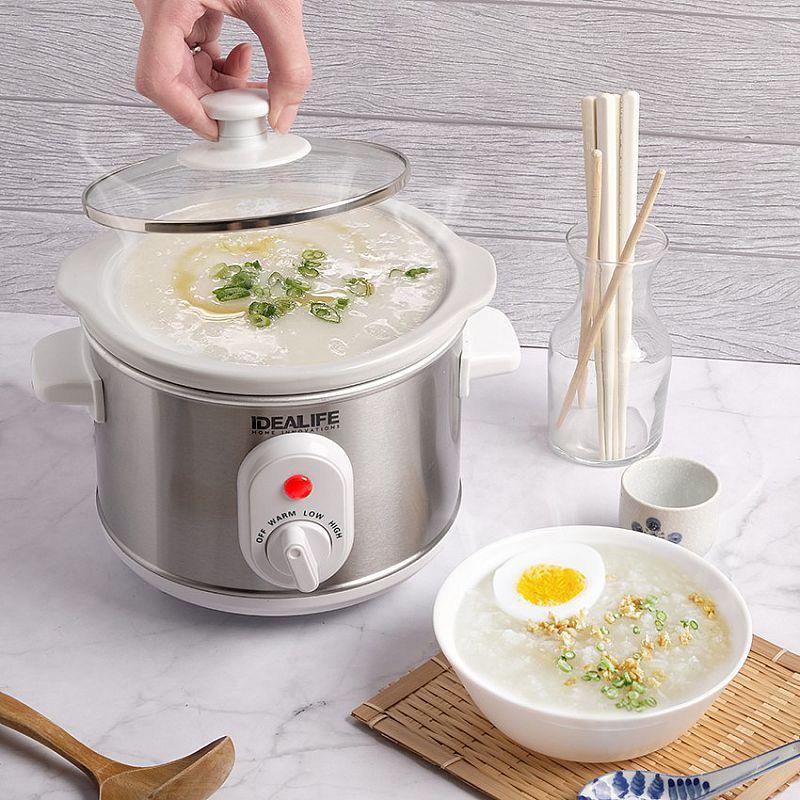 Slow Cooker 1.5 Liter (IL-315) / Tungku  Elektrik | IDEALIFE2