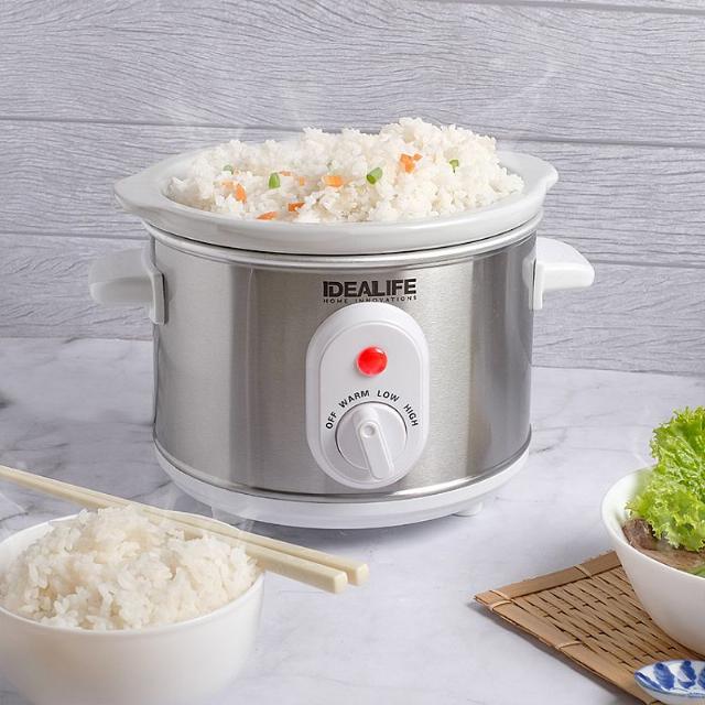 Slow Cooker 1.5 Liter (IL-315) / Tungku  Elektrik | IDEALIFE3