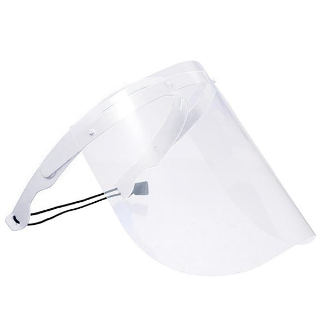 1 Set isi 10pcs / Face Shield Warna / Alat Pelindung Wajah   -4