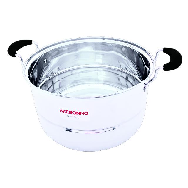 Panci Kukusan Steam Pot Double 32 cm | AKEBONNO3