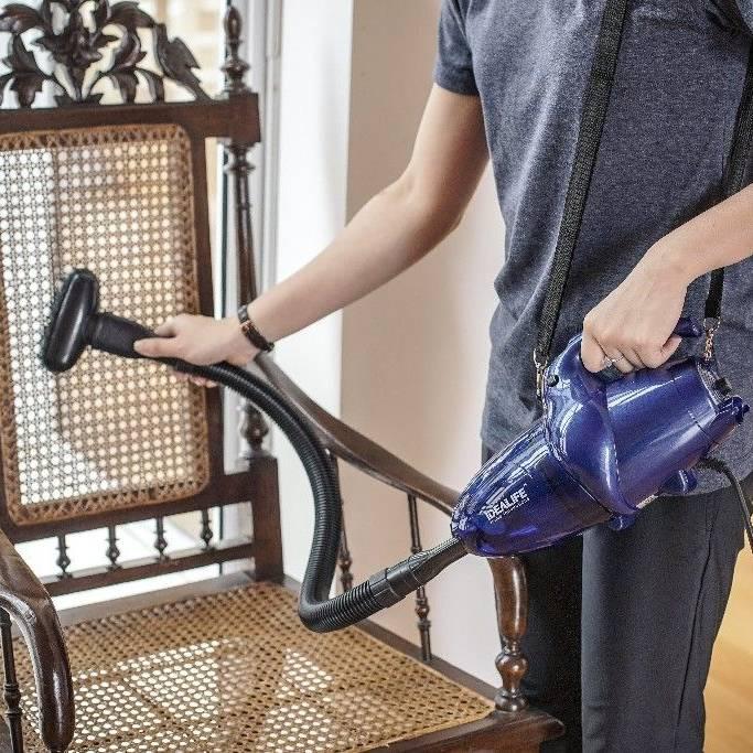 Mini Vacuum Cleaner (IL-130) / Penyedot/Penghisap Debu | IDEALIFE4