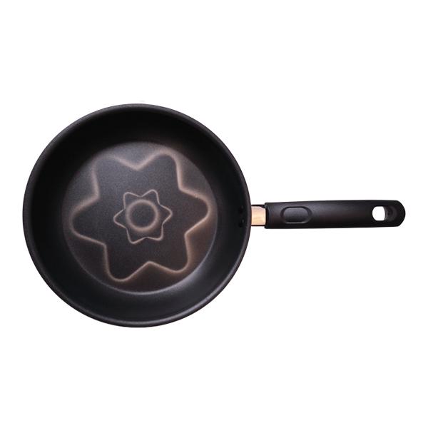 Wajan Penggorengan 3 Dimensi Frying Pan 26 cm   AKEBONNO0