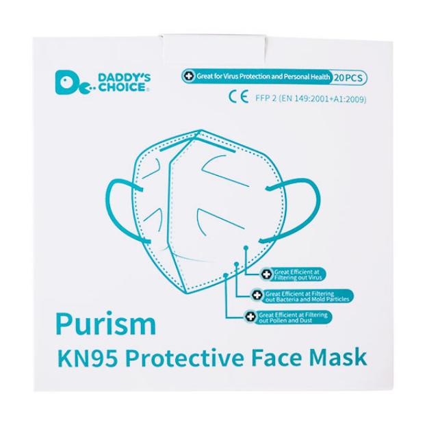 Masker KN95 Purism | PURISM0