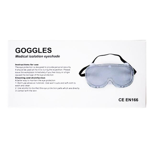 Medical Goggles | -4