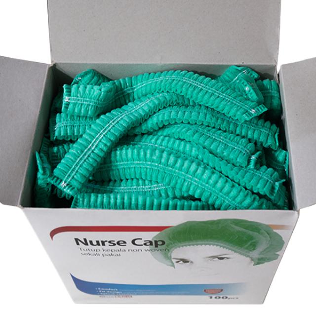 Nurse Cap / Tutup kepala non woven | ONE MED4