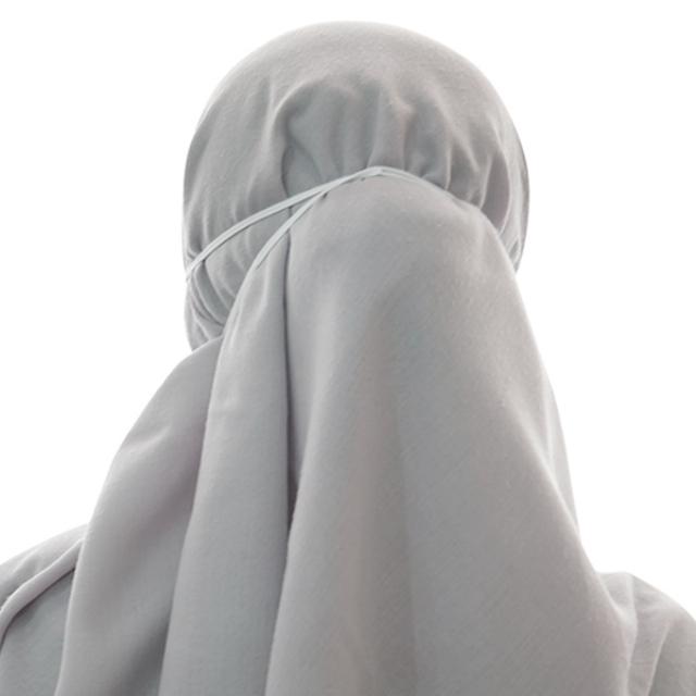 Masker Kain Hijab Anti Bakteri Headloop (Set isi 12)   AB MASKER4