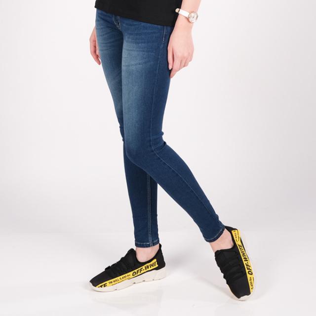Celana Jeans Wanita Strech Wanita | LA MONTEE3
