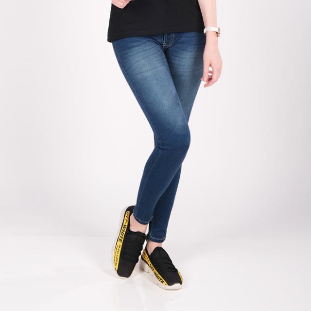 Celana Jeans Wanita Strech Wanita | LA MONTEE4