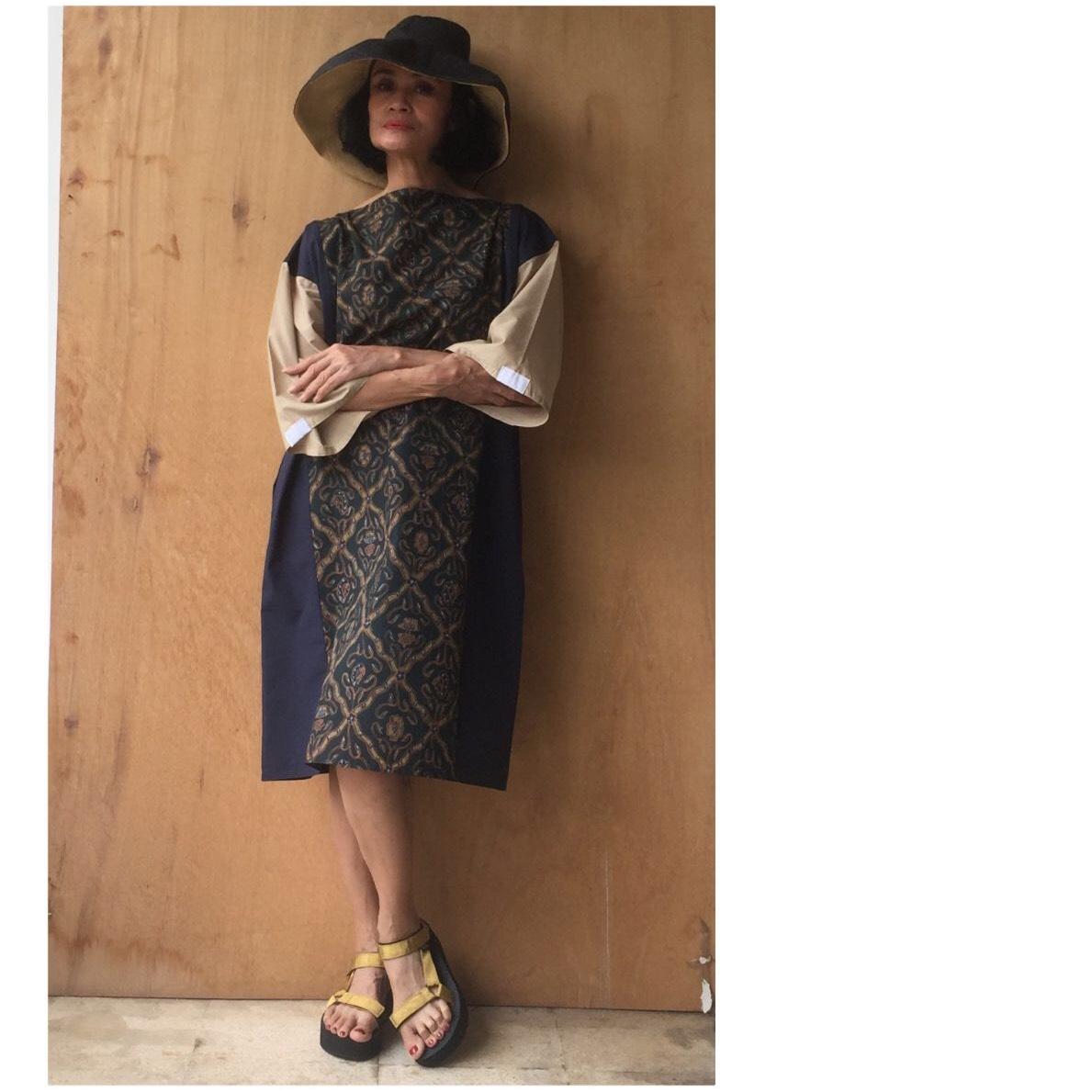 Atta Batik Dress 01